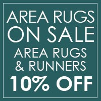 10% OFF Area Rugs & Runners at West Carpets in Rahway!