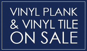 Vinyl plank and tile on sale starting at $4.39 sq.ft. installed this month at West Carpets Floors To Go in Rahway.