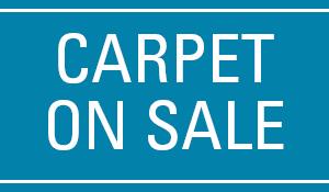 Carpet on sale!